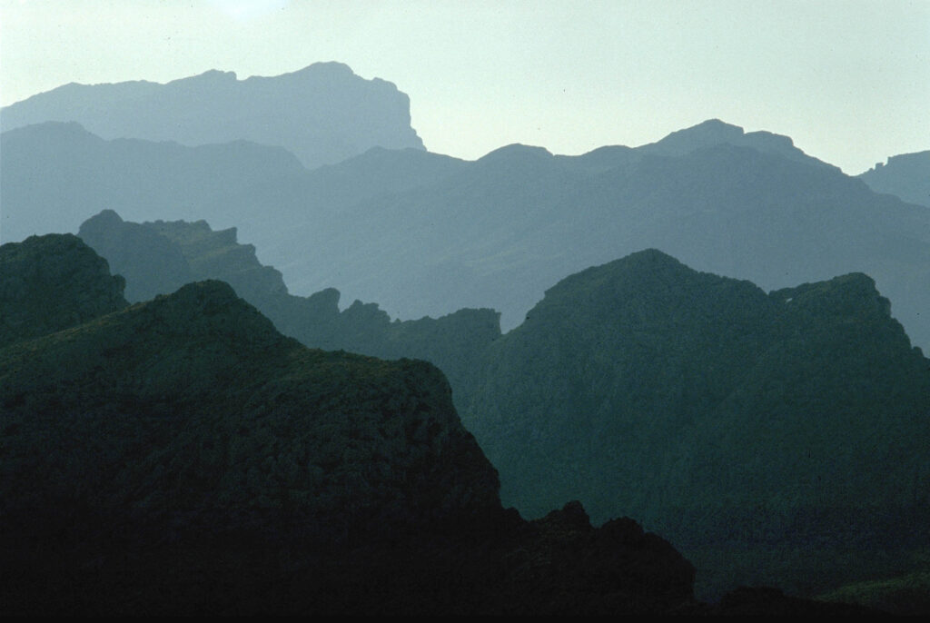 Berge, Mallorca