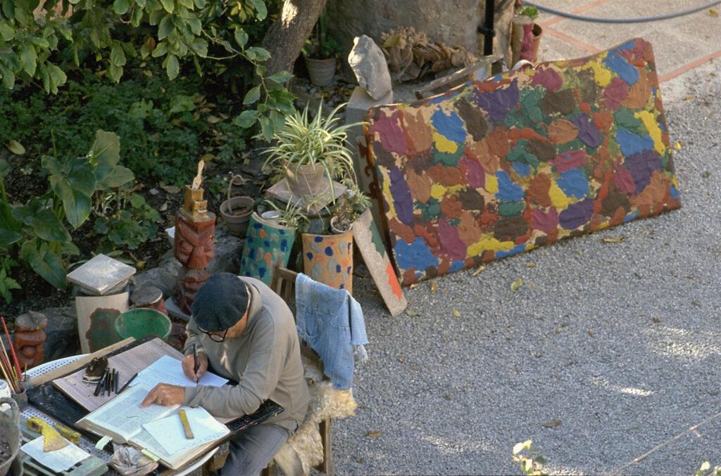 Künstler, Mallorca
