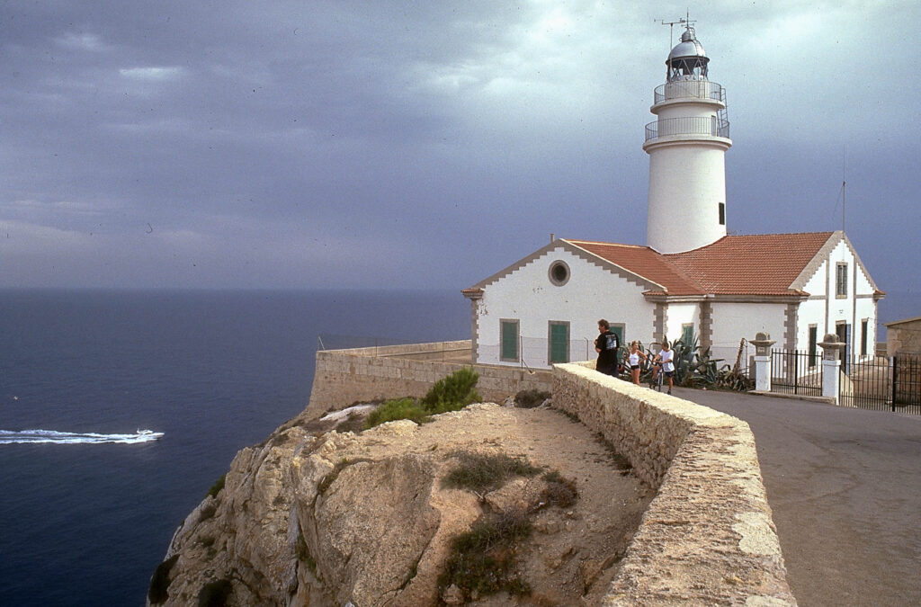Leuchtturm, Cala Ratjada