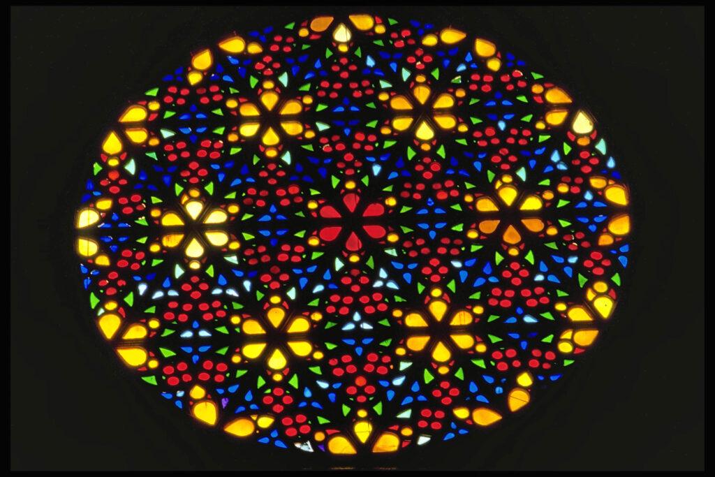 Rosette, Kathedrale von Palma