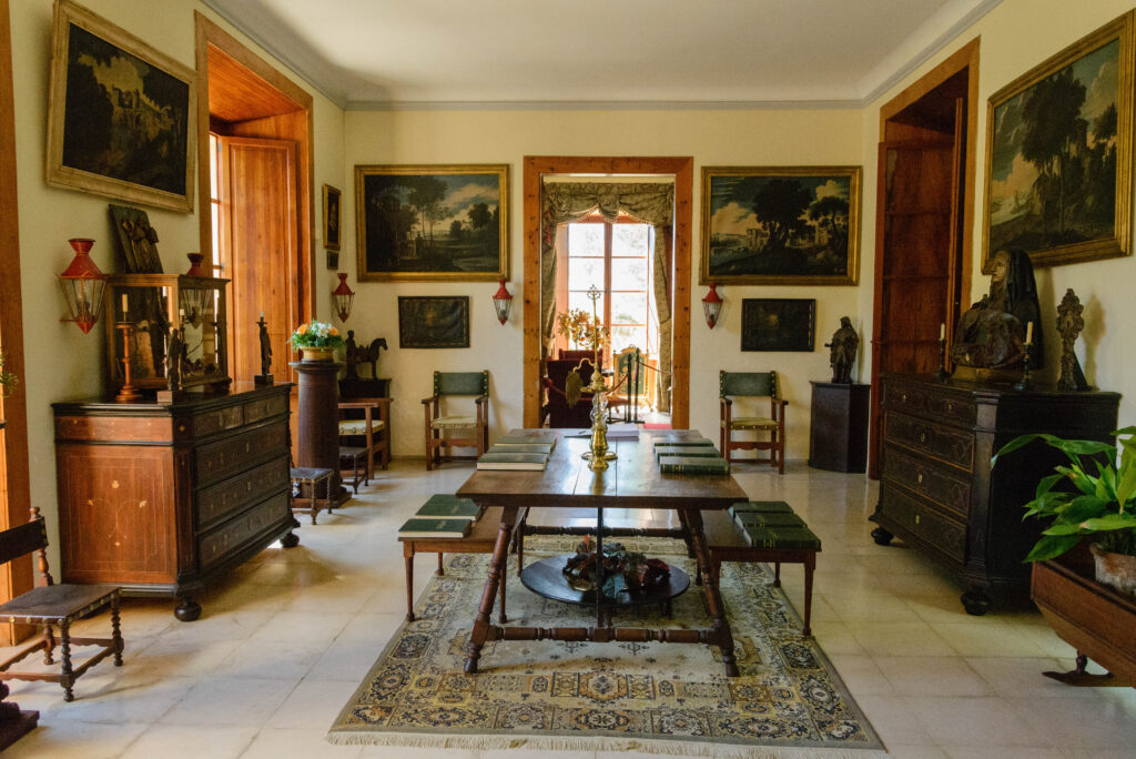 Herrenhaus Els Calderers