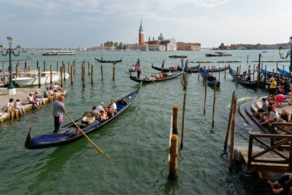 San Giorgio di Maggiore, Venedig