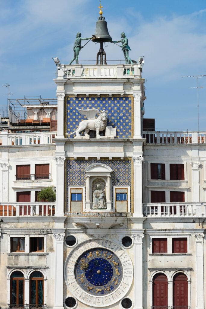 Uhrenturm St. Markus, Venedig