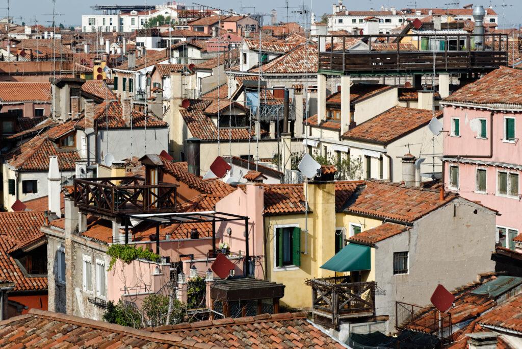 Dächer von Venedig