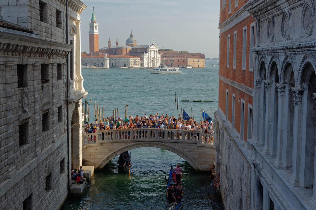 Ponte della Paglia, Venedig