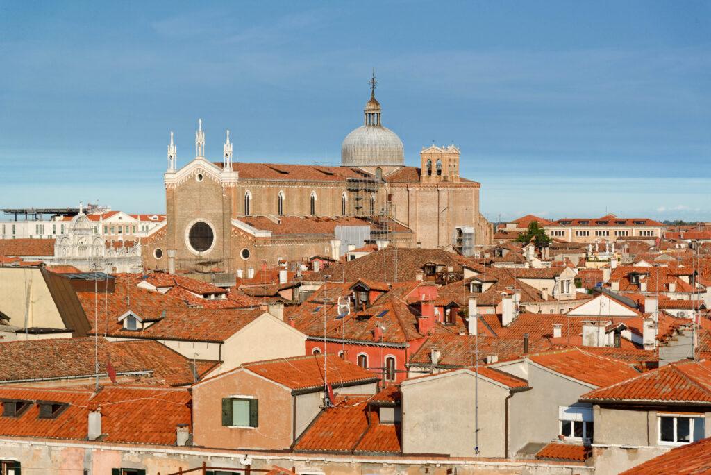 Basilika Santi Giovanni e Paolo, Venedig