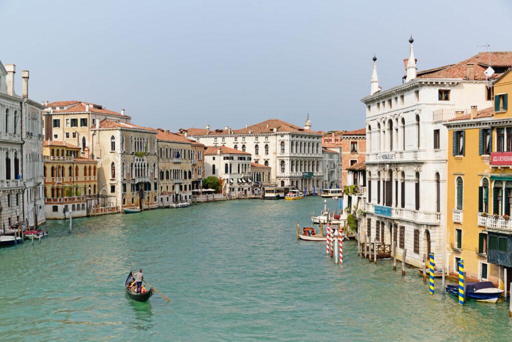 Grand Canal, Venedig