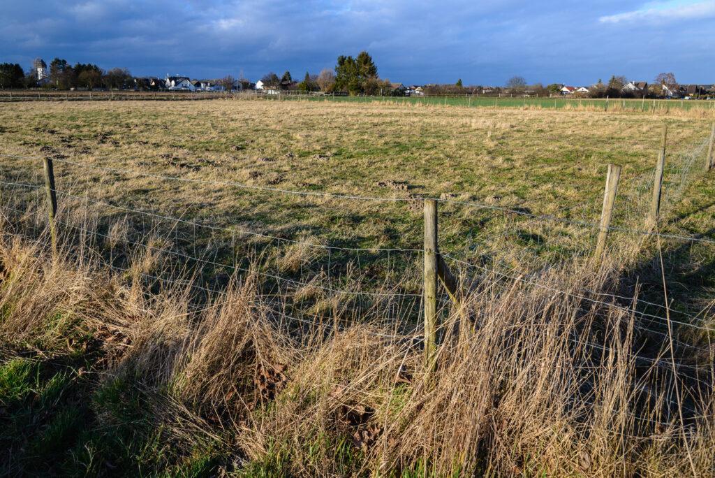 Landschaft bei Rösberg
