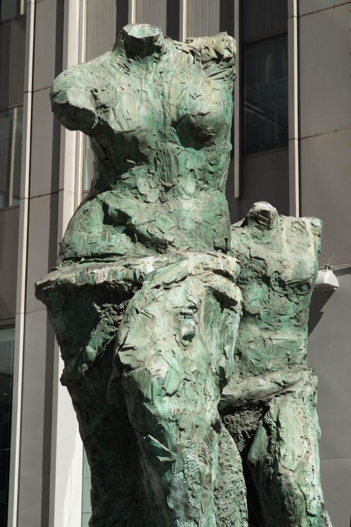 Venus De Milo Sculptures by Jim Dine New York