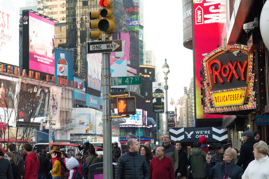 47 St New York