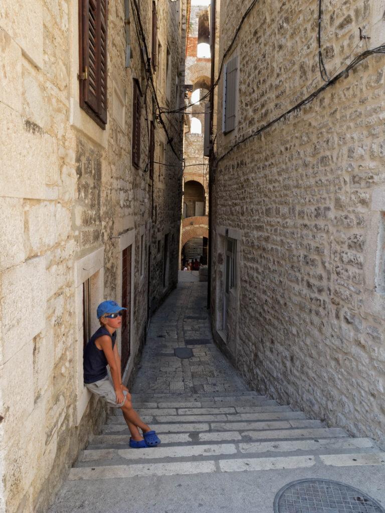 Split, Dalmatien
