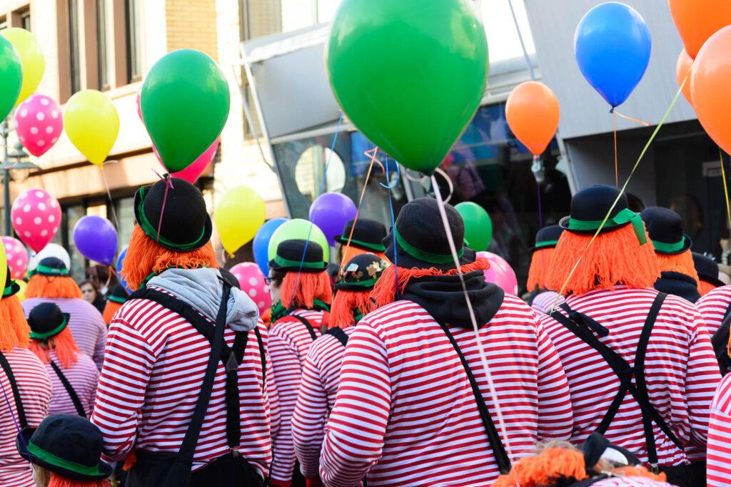 Karneval in Troisdorf